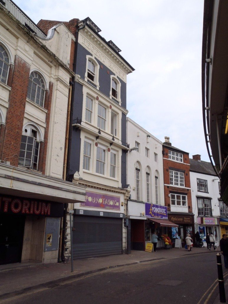 Recording Leicester's hidden medieval heritage