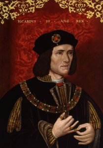 Richard III. NPG148 (C) National Portrait Gallery, London