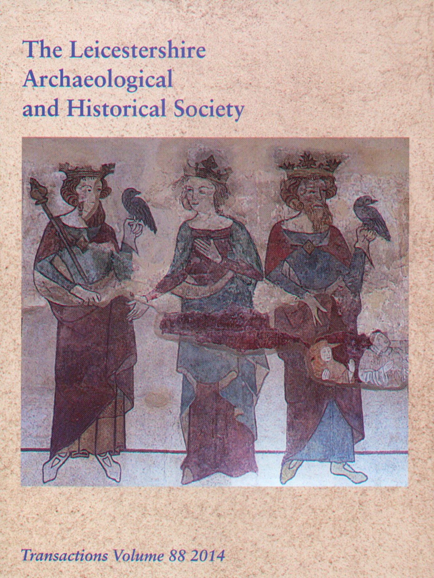 Latest volume of Transactions published