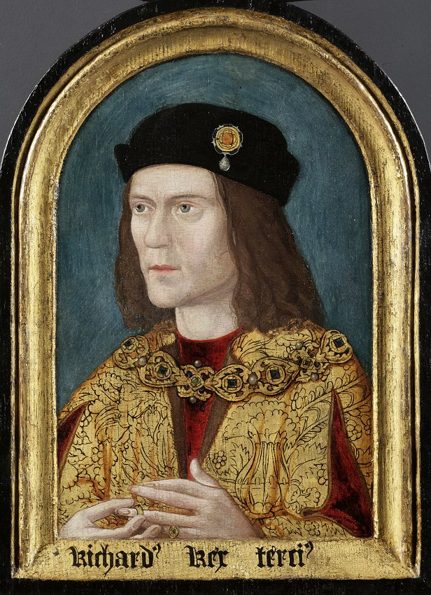 018 Richard III portrait Image Credit _ © Society of Antiquaries of London