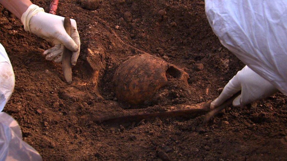 Secrets of other Grey Friars skeletons revealed…