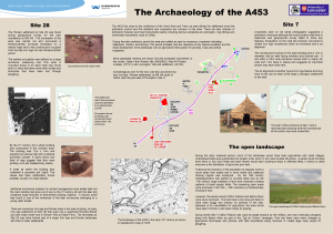 Archaeology of A453
