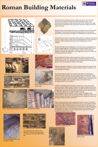 Building materials analysis