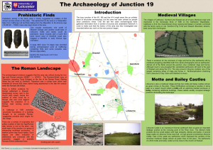 Archaeology of M1 Jct 19