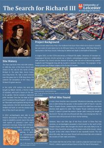 Richard III - poster 1