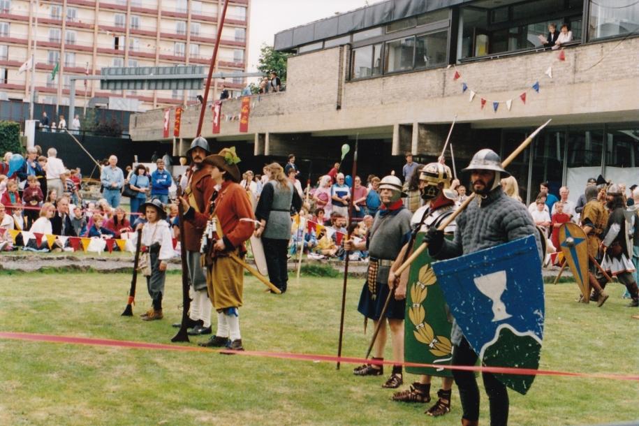 1700 Years of British Soldier