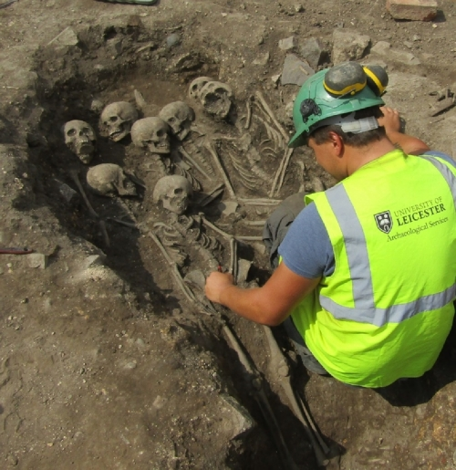 Medieval burials Bath Lane (Waterside)